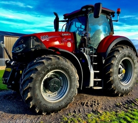 Tractors – New Case IH Stock