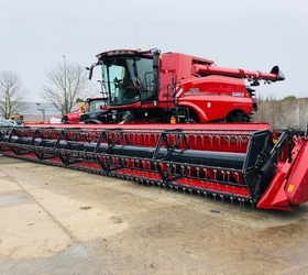 Harvester – New Case IH Stock