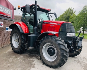 Case IH Puma 150 MultiController - 12002465